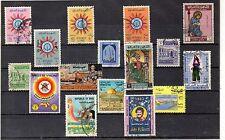 Iraq Valores delos años 1959-82 (DI-91)