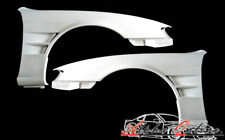 +25mm Vented Front Wing Fenders Pair For Nissan 200SX S14A