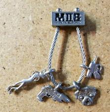 "Men In Black Ii ""Charm Bracelet"" Style Keychain (Movie Theater Promo)"