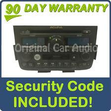 01 Acura Mdx Radio Ebay 02 03 04 Stereo Cd