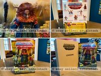 NEW Masters of the Universe Movie Classics Gwildor MOTU He-Man Stout Collection