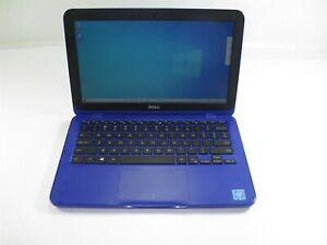 "Dell Inspiron 11-3162 11.5"" Laptop 1.6GHz Celeron N3050 30GB 2GB Win 10 Grade B"