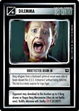 Star Trek: Undetected Beam-In [Moderately Played] First Contact Stccg Decipher 1