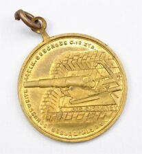 """Medaglia """"Die duro lavoro Berta"""" Fortezza Lüttich Namur Maubeuge Anversa 1914"""