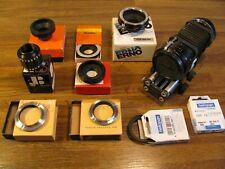 BOLEX, Beaulieu, c-mount top Zubehör, für FILM / Foto ,Novoflex, Leica, Adapter