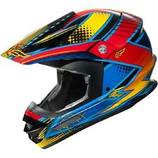 Fulmer AF RX4 Wild Strike Off Road MX Dirt Helmet size Adult Large