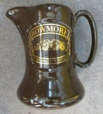 Vintage Bowmore Pure Malt Whisky Pitcher Very Rare Wade England