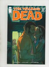 Walking Dead #22 - Kissing Cover! Robert Kirkman - (Grade 9.2) 2005