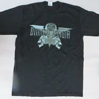 Dimmu Borgir Death Cult Legion- Med-Licensed T-Shirt-Brand New