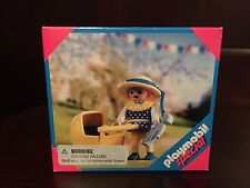 NEW Vintage Playmobil 4584 Victorian Girl with Carriage and Doll Toy