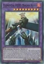 Yu-Gi-Oh: ELEMENTAL HERO MAGMA NEOS - SHVA-EN034 - Super Rare Card - 1st Edition
