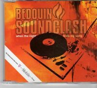 (FP352) Bedouin Soundclash, When The Night Feels My Song - 2005 DJ CD