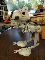 1982 scout Walker AT-ST Star wars empire strikes back ESB stormtrooper Hoth comp