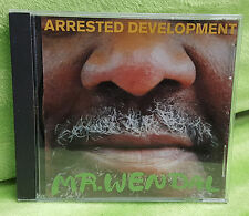 Mr. Wendal [Maxi Single] by Arrested Development (CD, Dec-1992, Chrysalis Record
