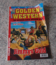 GOLDEN WESTERN Roman Heft Nr. 23 / Jimmys Gold