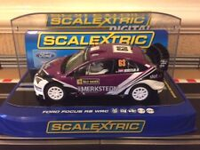 Scalextric Digital FORD FOCUS RS WRC 4x4 No63 C3203 Comme neuf CONDITION