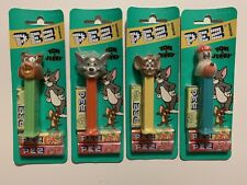 New ListingPez Set Of 4 Tom & Jerry, Droopy Dog And Spike European Moc