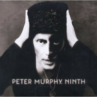 Peter Murphy : Ninth CD (2011) ***NEW*** Highly Rated eBay Seller, Great Prices