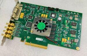 AJA KONA 4 8-Lane PCIe 2.0 Video and Audio Desktop I/O Card