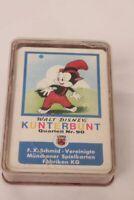 Walt Disney´s Kunterbunt Quartett FX Schmid Kartenspiel Spielkarten Nr. 90