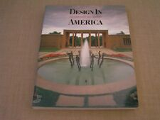 Design in America The Cranbrook Vision 1925-1950 Book - Modernism Saarinen Eames