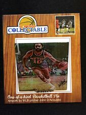 New York Knicks Walt Frazier lapel pin-Retro Collectable Memories-Cool Clyde