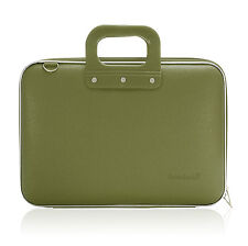 "Bombata - Khaki Medio Classic 13"" Laptop Case/Bag with Shoulder Strap"