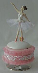 Spieluhr Ballerina Ballett Tänzerin ca. 13 cm