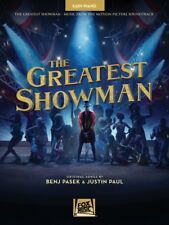 THE GREATEST SHOWMAN SHEET MUSIC BOOK FOR EASY PIANO & VOCAL ***BRAND NEW***