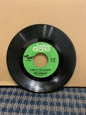 """THE ZOMBIES 45 RPM 7"""" Single (DATE Records) """"Time Of The Season"""" (A33)"""