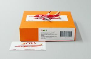 JC Wings 1:400 FDA - Fuji Dream Airlines Embraer ERJ-170 JA01FJ Diecast Model