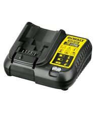DeWalt DCB107 10.8v, 14.4v & 18v XR Li-Ion Battery Charger  **NEW UK MODEL**