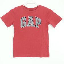 GAP Shirt Jungen T-Shirt Kurzarm Rot Gr. XS 110