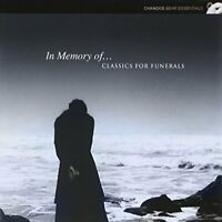 In Memory Of... Classics for Funerals [CD]