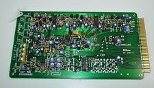 Nikon Microscope Camera Control A-394V-I SH Video Circuit Board Model# V1-2-001