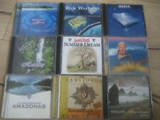 9 Cds Entspannung Rick Wakeman Sweet People Harmony Summer dream Sattva Music