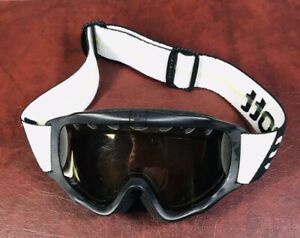 Scott Ski Snowboard Goggles Winter Kids Vey Nice Adjustable Black White