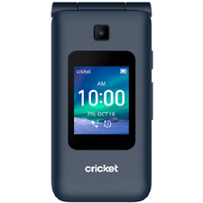 Cricket Debut FLIP 4GB - Navy Blue - Cricket Wireless