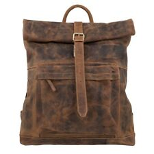 Greenburry Vintage Rucksack Leder 42 Cm Brown 1671-25