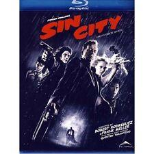 Sin City (Blu Ray, 2011)