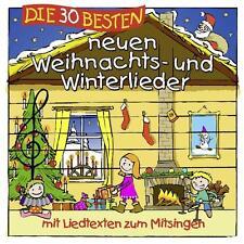 Die 30 Besten Neuen Weihnachts-Und Winterlieder CD NEU & EINGESCHWEISST!!!