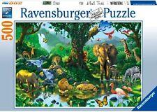 RAVENSBURGER Harmony Jungle 500 Piece Puzzle jigsaw NEW