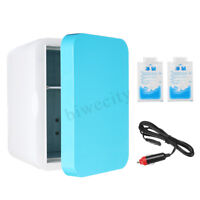 Portable Mini Bar Car Home Fridge Travel Refrigerator Cooler Freezer Camping 6L