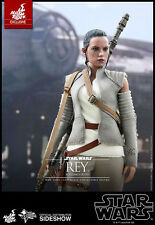 REY resistance outfit HOT TOYS 1/6 Star Wars Force Awakens STOCK CLEARANCE!!