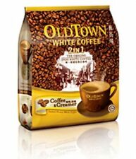 Sale : 10 x OLDTOWN OLD TOWN White Coffee 2 in 1 COFFEE & CREAMER UPS