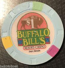 Buffalo Bill's Resort Casino $1.00 Chip Jean Nevada