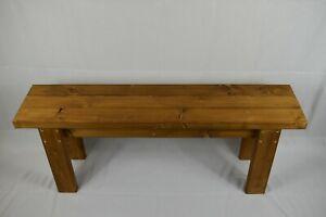 Handmade Garden-kitchen-Dining Wooden Bench