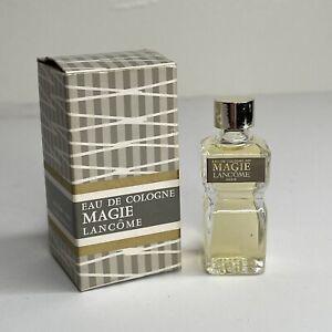Vintage Lancome Paris Magie 90 Degree Ref 61750 Eau de Cologne RARE France