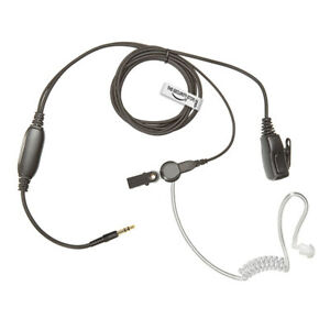 THE-SECURITY-STORE Bodyguard Style Earpiece for SAMSUNG GALAXY Phone