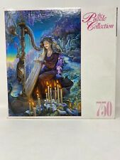 The Puzzle Collection 750 Pieces RoseArt Minerva's Melody New 18x26.